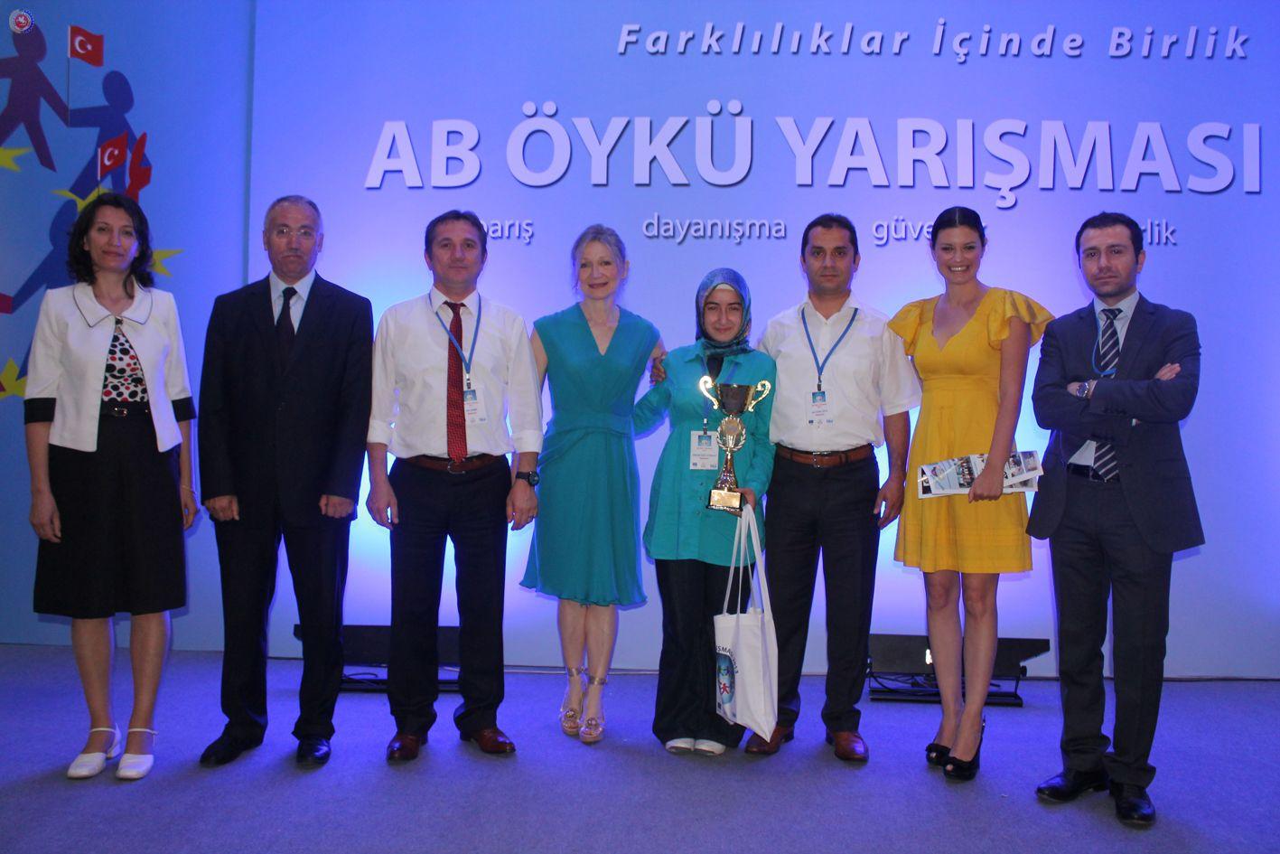 Avrupa Birliği Öykü Yarışması 2013 32