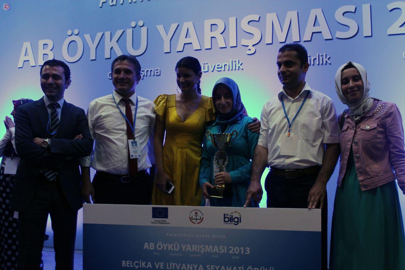 Avrupa Birliği Öykü Yarışması 2013 57