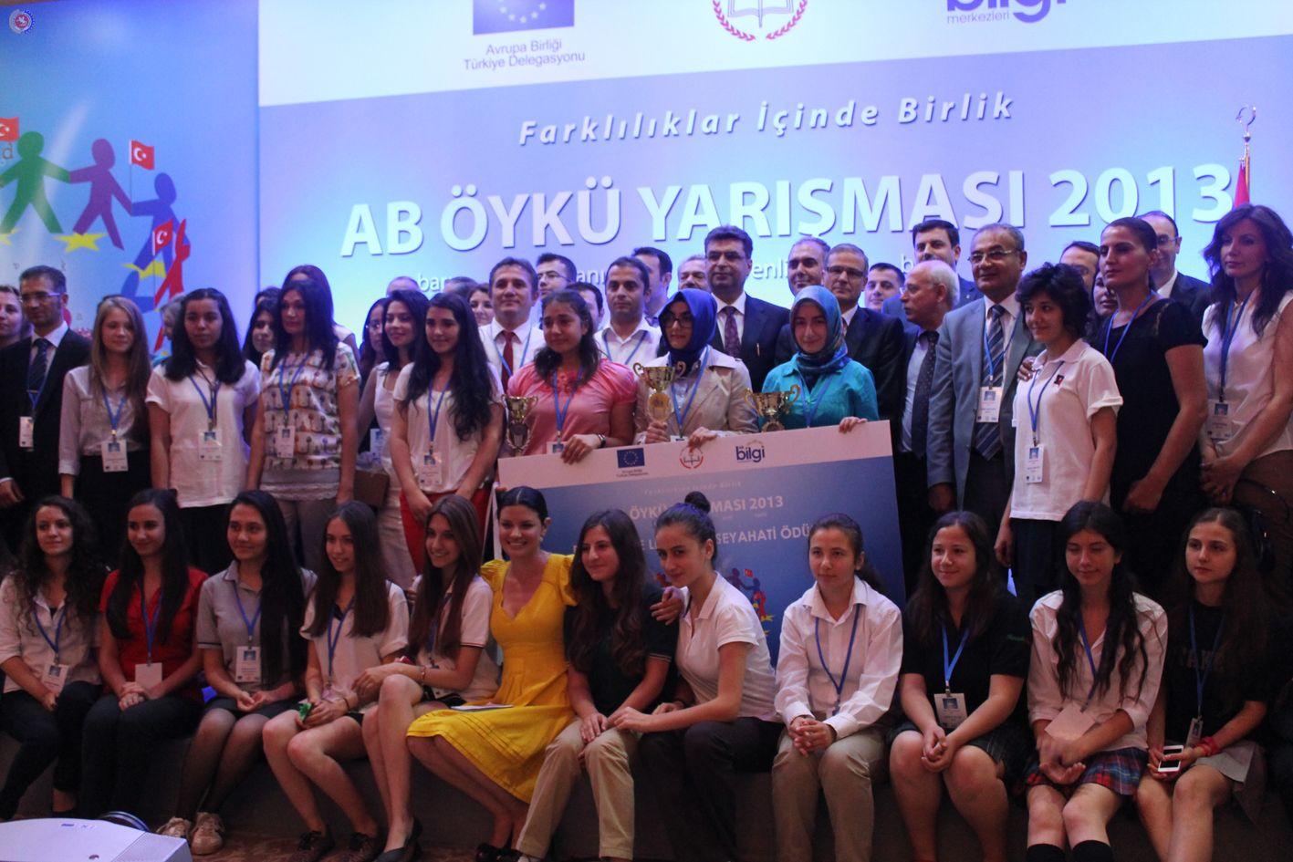 Avrupa Birliği Öykü Yarışması 2013 90